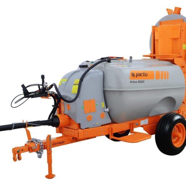 Pulverizadores Arbus 2000 TP Jacto maquinarias implementos agroman