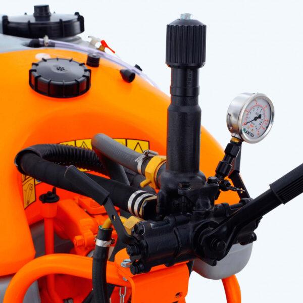 Pulverizadores Arbus 500 Jacto maquinarias implementos agroman