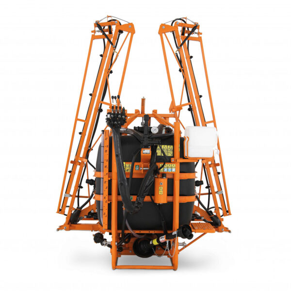 Pulverizadores de barras Condor 600 AM12-AM14 Jacto maquinarias implementos agroman