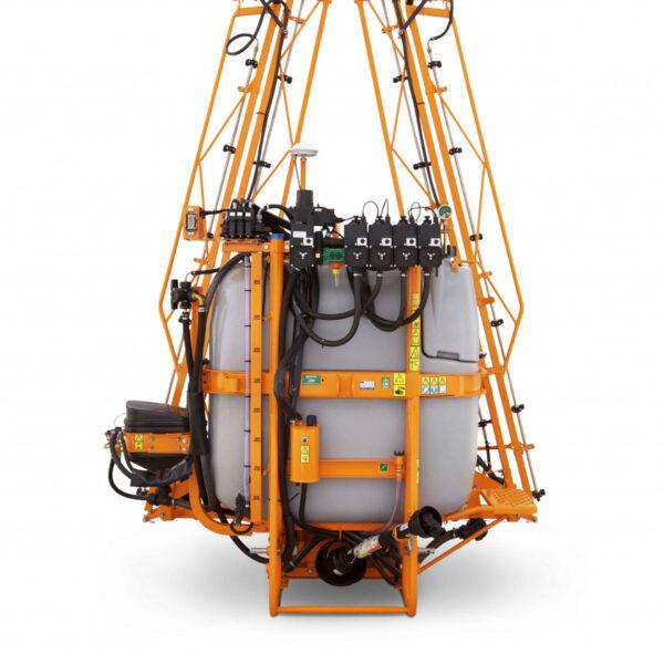 Pulverizadores de barras Condor PJ-800 AM12-AM14 Jacto maquinarias implementos agroman