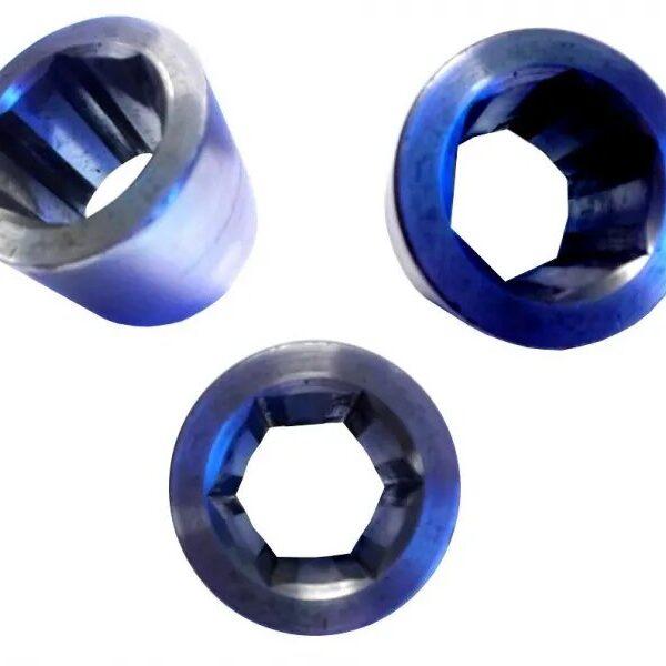 Buje Hexagonal Sin Fin Plataforma Para Cosechadora John Deere agroman