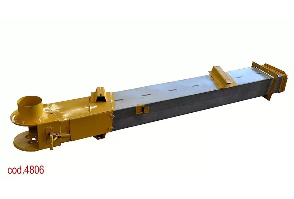 Noria de Cereal New Holland TC-57 Acero Inoxidable N° 466600 agroman