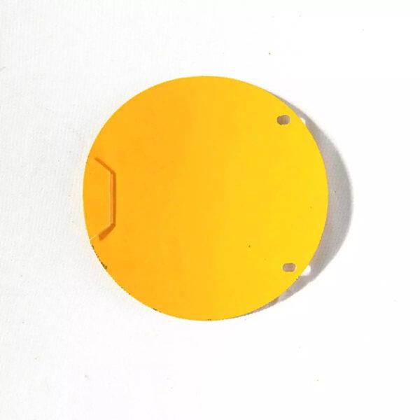 Tapa Inspección sin Fin Plataforma New Holland TC 57/59 - Código: 468811 agroman