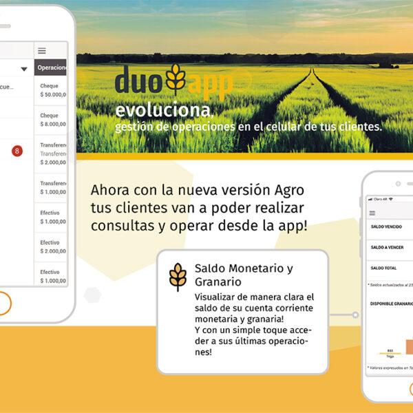 duoapp agro clientes agroman argentina