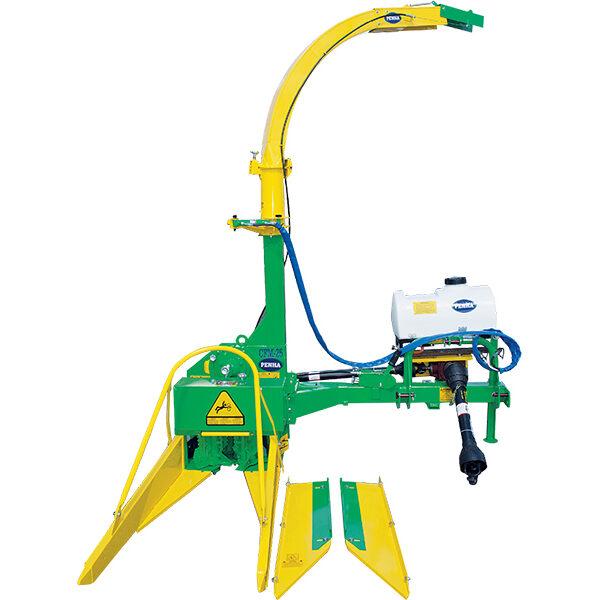 cosechadora FM25 caña azucar, maiz, sorgo hierba agroman