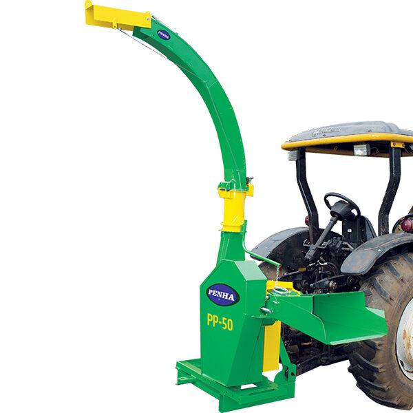 cosechadora PP - 40 / PP - 50 / PP - 60 caña azucar, forraje, maiz, sorgo hierba agroman